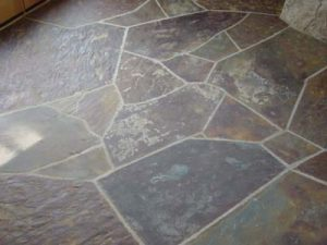 natural stone floor cleaning