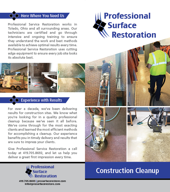 Construction Cleanup