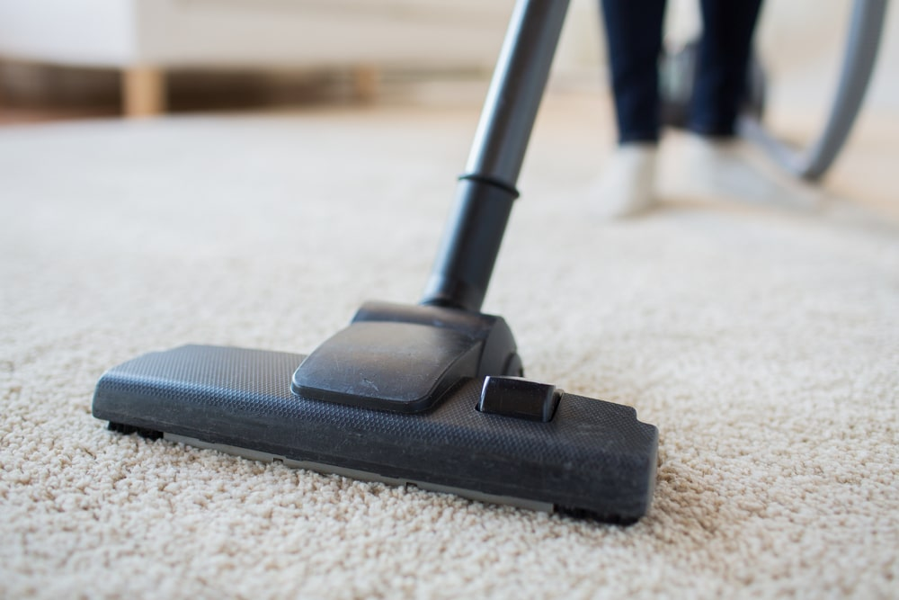 Vacuuming Not the same as carpet cleaning