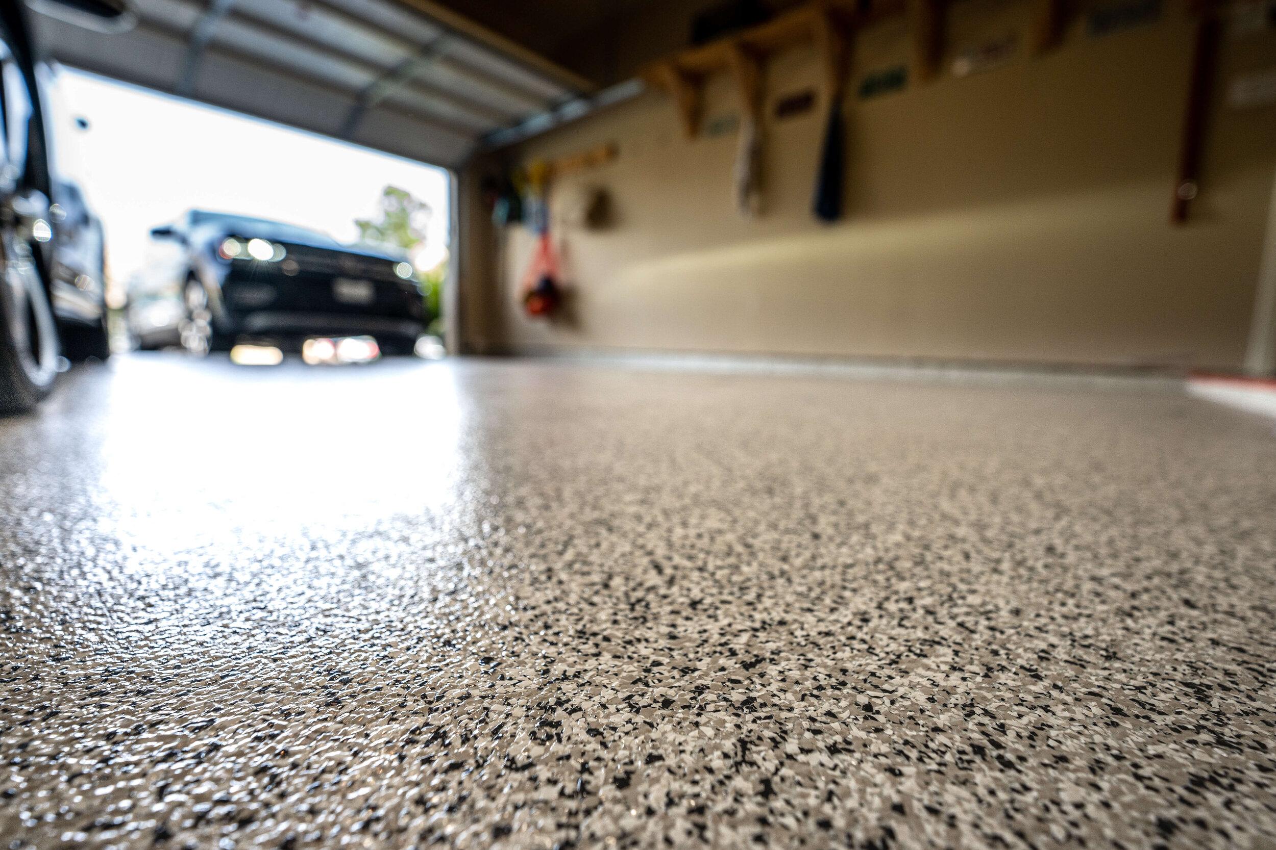 epoxy floors toledo ohio